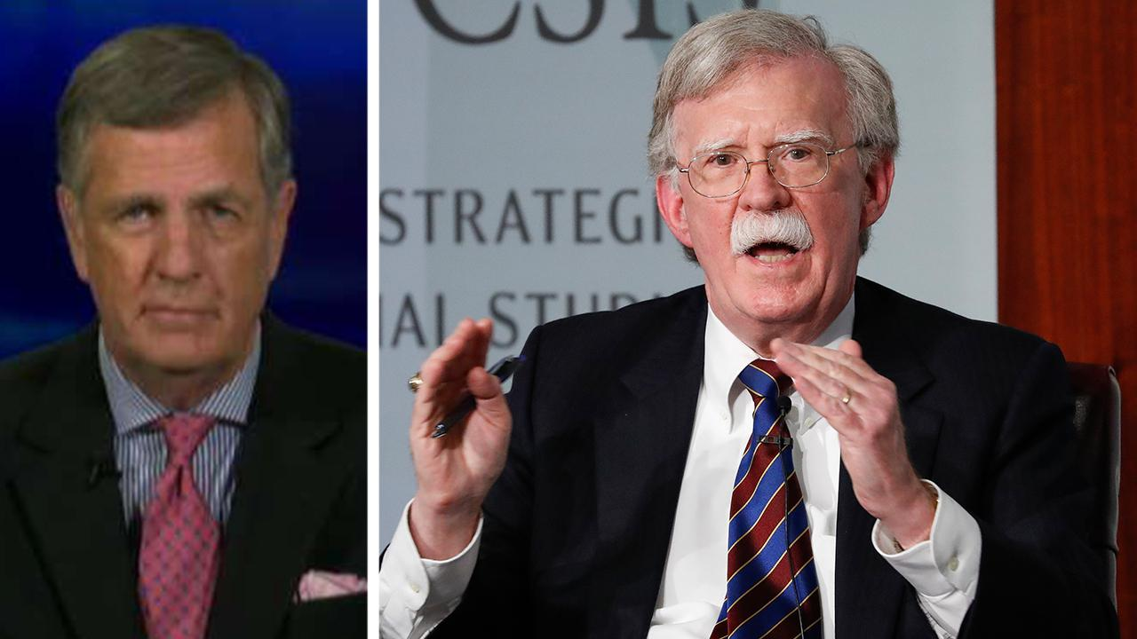 Hume: John Bolton could be the best impeachment witness