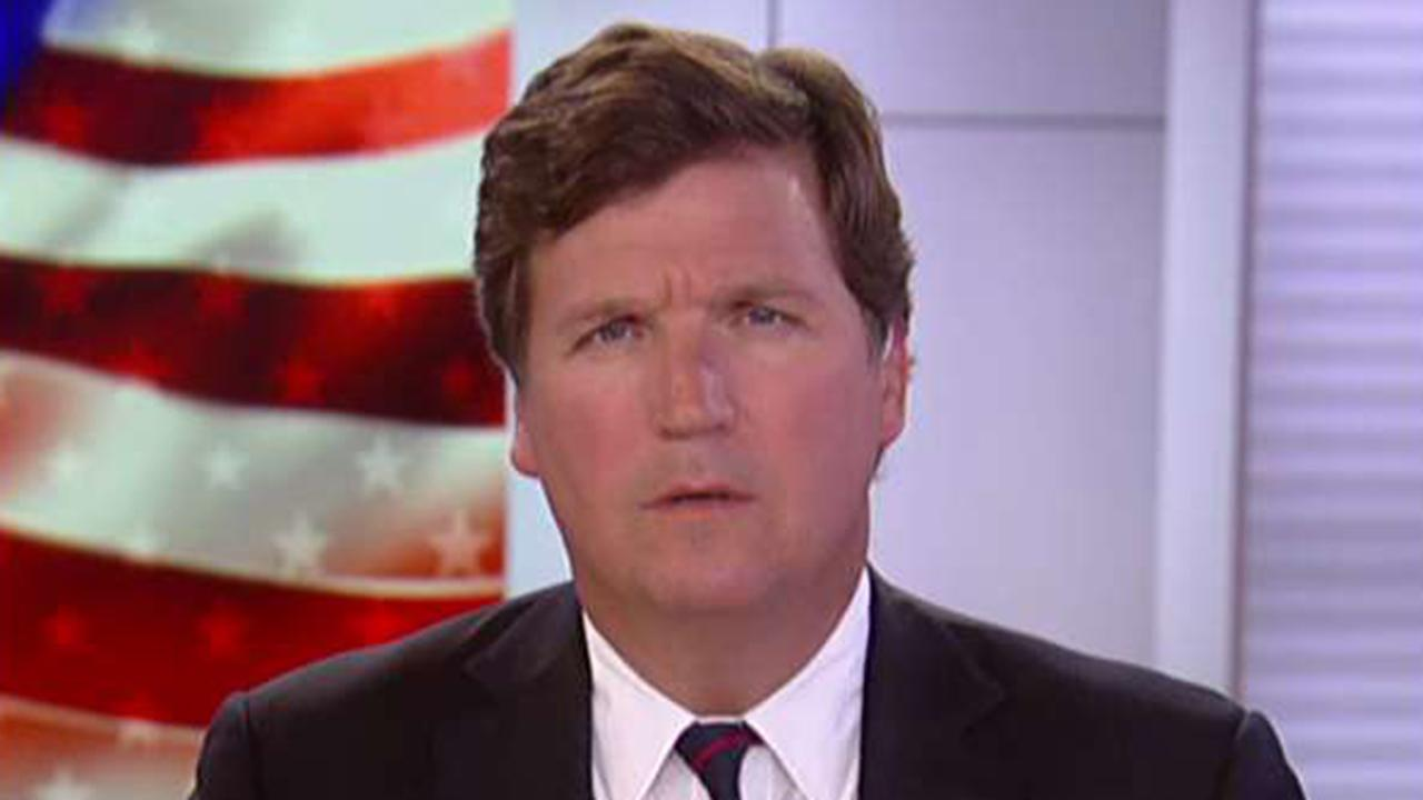 Tucker Carlson: Instead of destroying Trump, impeachment appears to have made him stronger -- like Godzilla