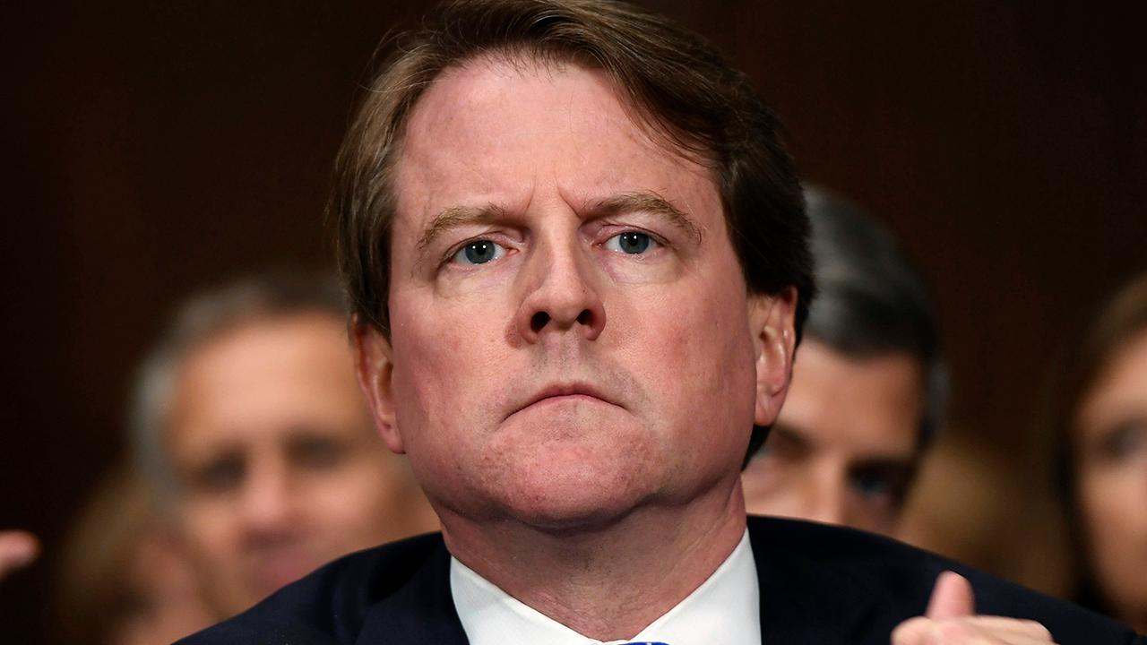 Westlake Legal Group 694940094001_6109828872001_6109831591001-vs Federal appeals court to hear arguments in former WH counsel McGahn's subpoena case fox-news/politics/trump-impeachment-inquiry fox-news/politics/judiciary/federal-courts fox-news/politics/executive/white-house fox news fnc/politics fnc article Andrew O'Reilly 20fd22d1-4017-5c50-b49a-cb59776deebf
