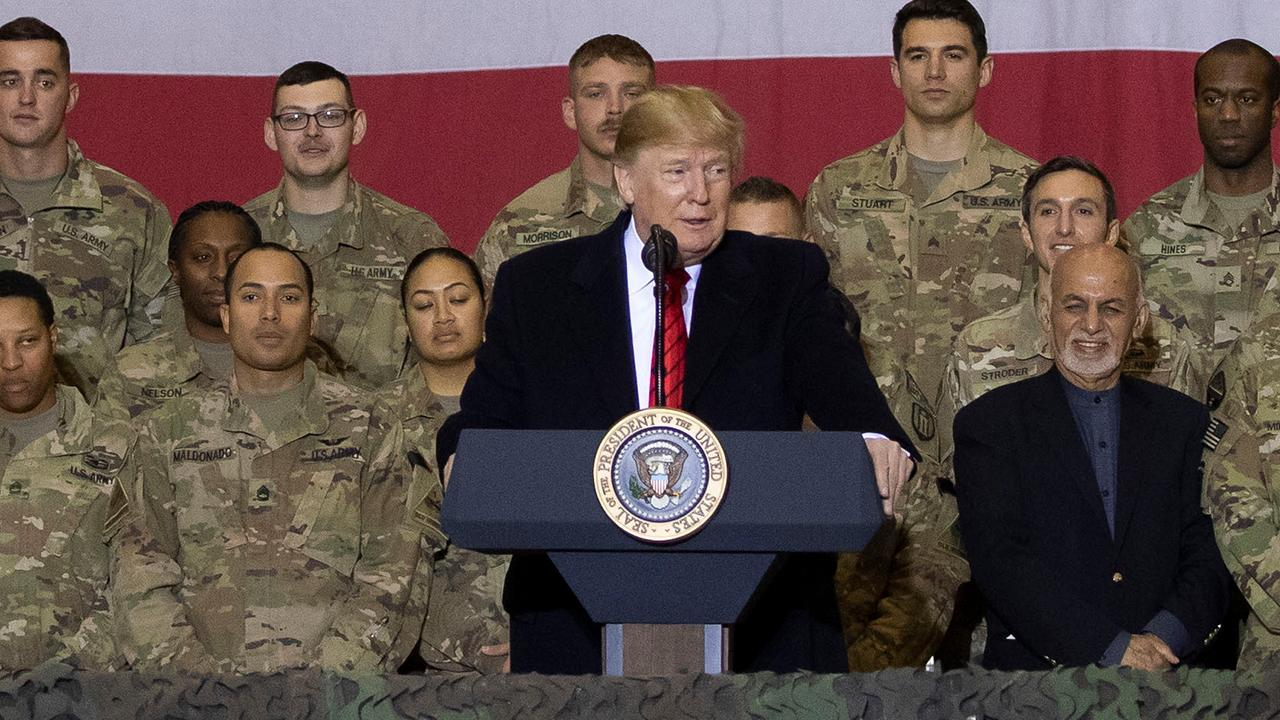 Westlake Legal Group 694940094001_6110178617001_6110180783001-vs James Carafano: Trump's Afghanistan trip shows he's no isolationist – Illustrates a Trump Doctrine James Jay Carafano fox-news/world/conflicts/afghanistan fox-news/world fox-news/person/donald-trump fox-news/opinion fox news fnc/opinion fnc article 1a61d73f-c713-5c5b-baac-be3f44bdc725