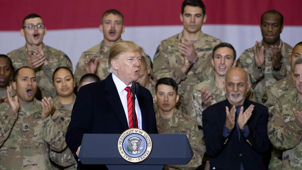 Inside the President of the King's secret trip to Afghanistan