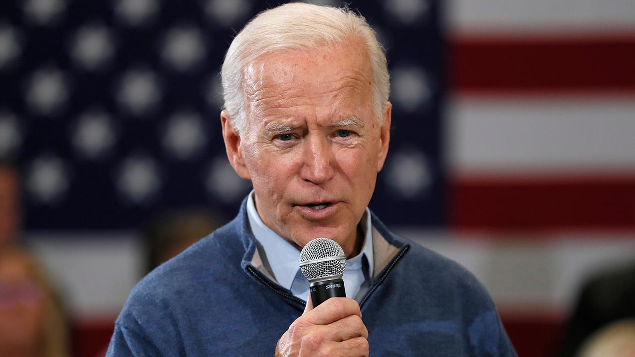Can Joe Biden shore up slipping support in Iowa?