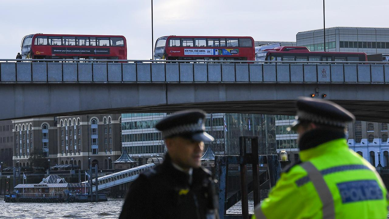 ISIS claims responsibility for stabbing terror attack on London Bridge