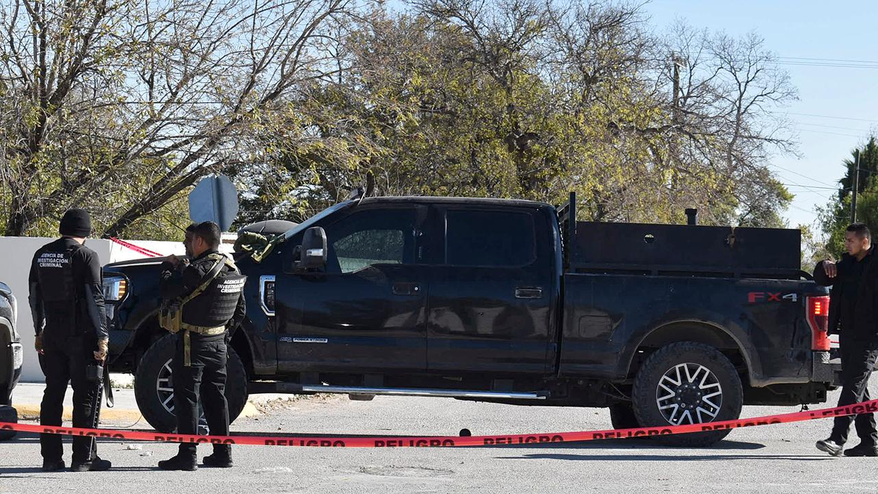 Drug cartel turf battle leaves 21 dead in Mexico near Texas border