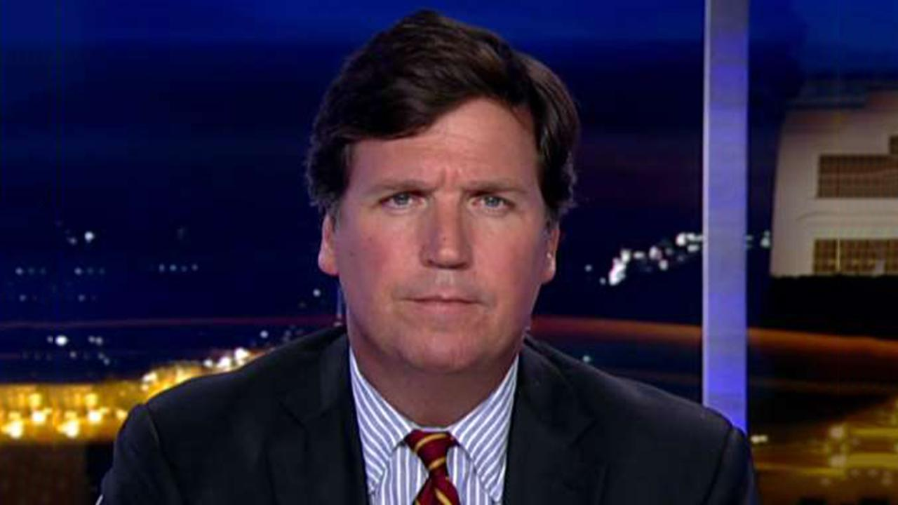 Tucker: Russian collusion is not a real story