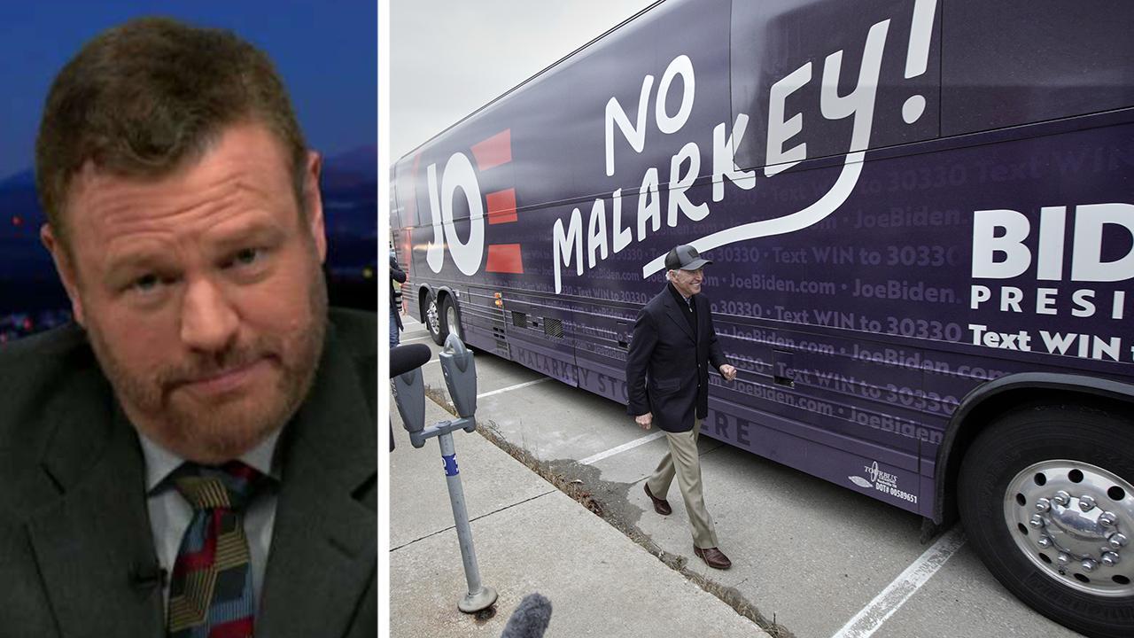 Mark Steyn reacts to Joe Biden's 'No Malarkey' tour