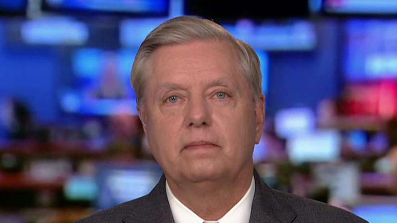 Graham seeks interviews with more DOJ, FBI officials involved in Russia probe, FISA applications