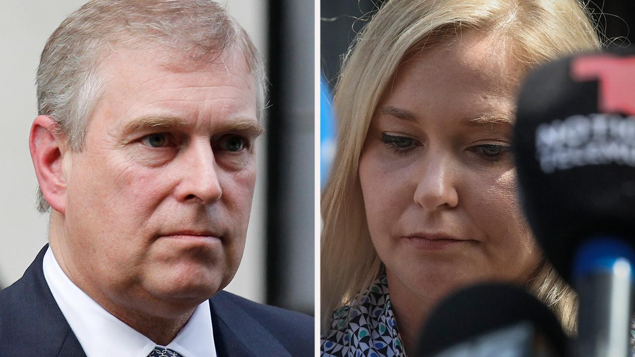 Prince Andrew Accuser Virginia Roberts Giuffre To Star In Netflix