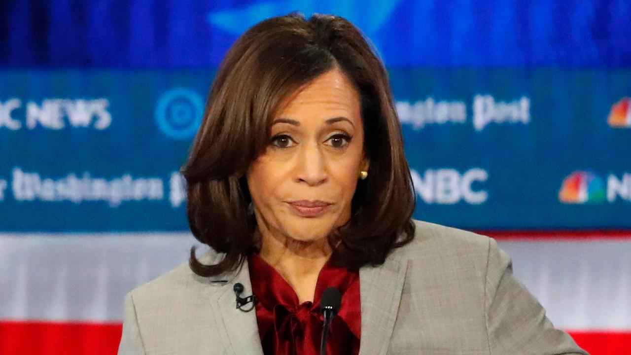 Kamala Harris exits 2020 competition due to skip of financial resources