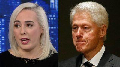 Maureen Callahan: Why is Bill Clinton escaping scrutiny in Jeffrey Epstein case?