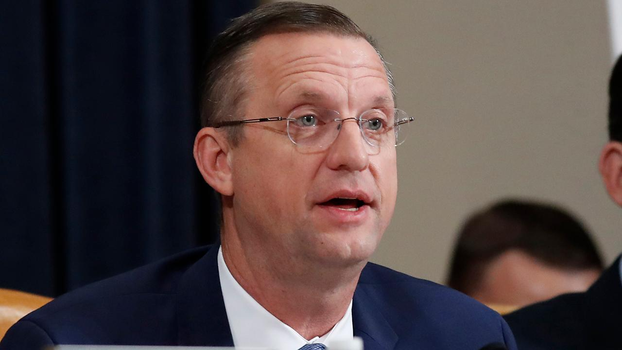 Rep. Doug Collins: The time and a calendar are pushing House Democrats' impeachment push, not a facts