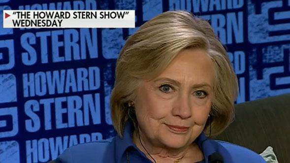 Hillary Clinton's phrasing while denying lesbian rumors to Howard Stern leaves LGBTQ advocate 'disappointed'