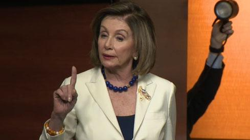 Westlake Legal Group 694940094001_6113387833001_6113386263001-vs Pelosi, Biden lose their cool as impeachment battle intensifies Howard Kurtz fox-news/columns/media-buzz fox news fnc/media fnc article 3c03b4e7-11a5-5c2b-8767-f52e1f8a5792