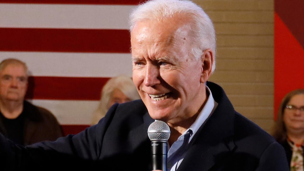Biden lashes out at town hall questioner in heated exchange: 'You're a damn liar, man'