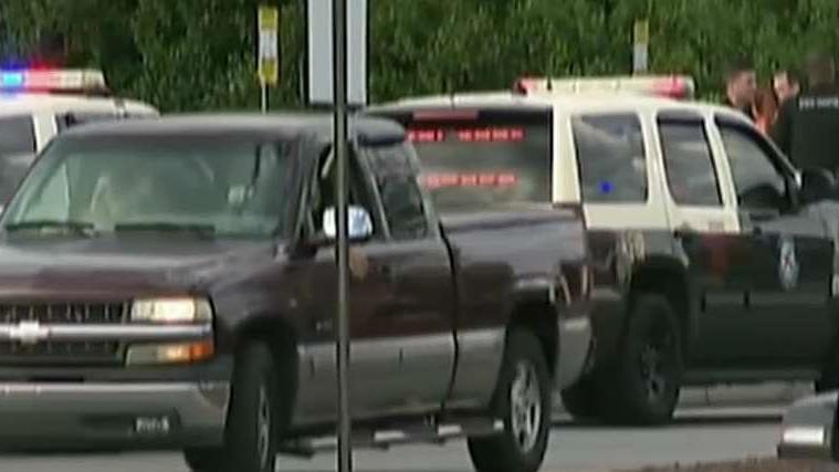 Saudi gunman kills 3 at Naval Air Station in Pensacola