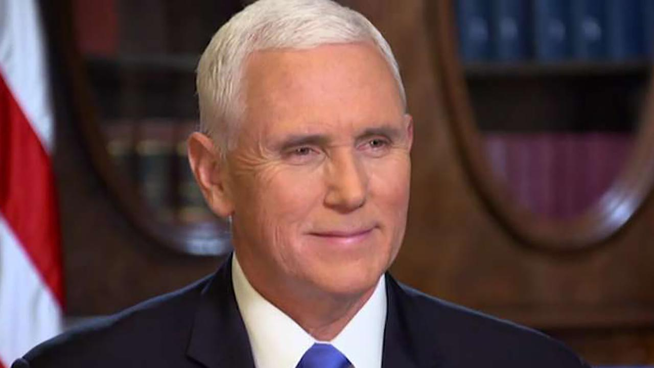 Westlake Legal Group 694940094001_6113960344001_6113972182001-vs Mike Pence: Not a 'forgone conclusion' Dems will secure impeachment votes Julia Musto fox-news/world/conflicts/ukraine fox-news/shows/justice-with-judge-jeanine fox-news/politics/trump-impeachment-inquiry fox-news/politics/executive/white-house fox-news/politics/elections/campaigning/trump-2020-campaign fox-news/politics/2020-presidential-election fox-news/person/mike-pence fox-news/person/donald-trump fox-news/media/fox-news-flash fox news fnc/media fnc article 191c83bb-b7a3-53d7-83f4-dc1ffe7f68fd