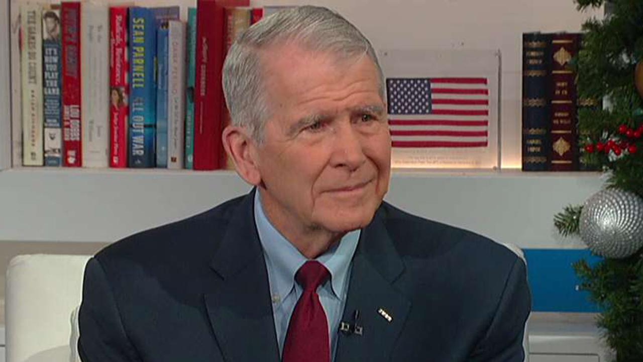 Oliver North on NAS Pensacola attack: 'This is radical Islamic terror'