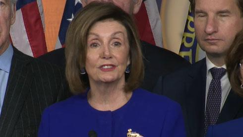 Nancy Pelosi: 'No question' USMCA 'much better than NAFTA'