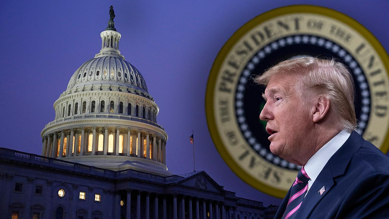 Westlake Legal Group 694940094001_6115632176001_6115634462001-vs Mike Davis: House Democrats pursue Trump impeachment while president, Senate GOP transform federal judiciary Mike Davis fox-news/politics/justice-department fox-news/politics/judiciary/federal-courts fox-news/politics/executive/white-house fox-news/politics/elections/senate fox-news/politics/elections/democrats fox-news/person/donald-trump fox-news/opinion fox news fnc/opinion fnc bf4e493e-1c35-5058-bd80-4956f43f4105 article