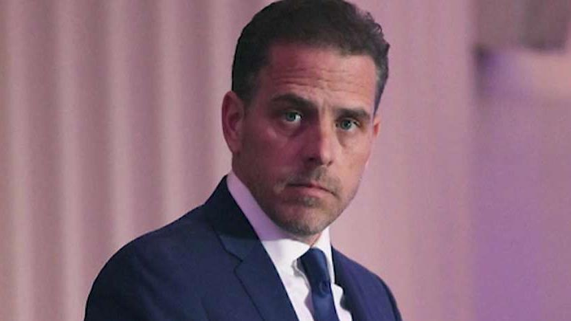 Hunter Biden is 'biological and legal father' of child with former stripper, judge rules