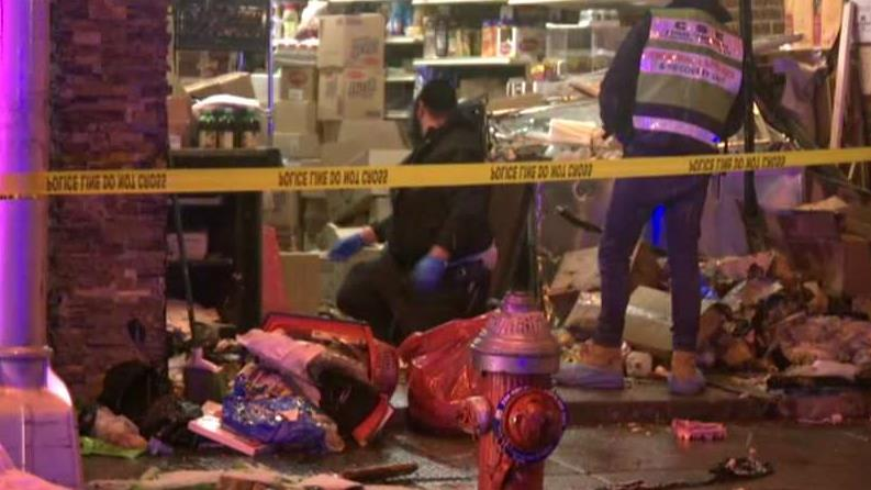 Jersey City shootout murders being investigated as domestic terrorism, hate crime