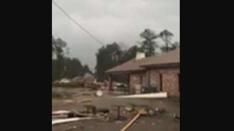 Westlake Legal Group 694940094001_6116273896001_6116272693001-vs Tornadoes reported in Louisiana, damaging homes, church, at least 1 dead fox-news/us/us-regions/southeast/mississippi fox-news/us/us-regions/southeast/louisiana fox-news/us/disasters/tornado fox-news/us/disasters/disaster-response fox-news/us/disasters/aftermath fox news fnc/us fnc Bradford Betz article 06cbee51-7764-5ab3-849c-37e47723b6bc