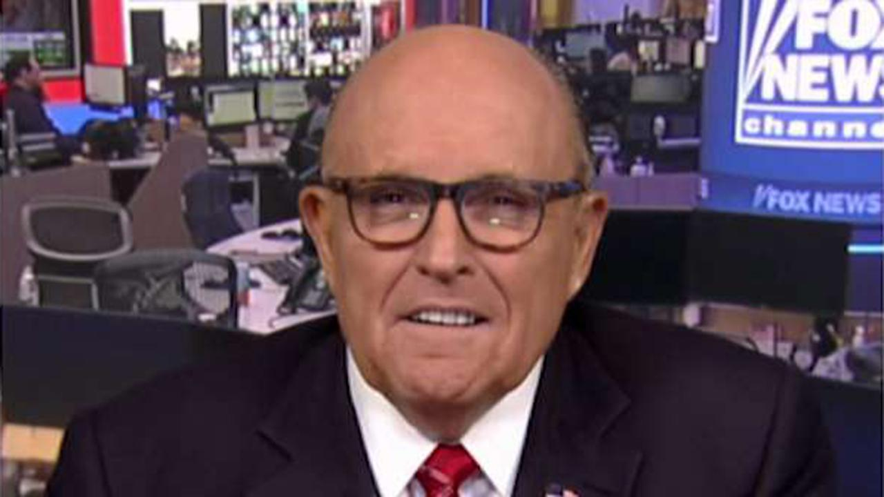 Giuliani admits to forcing out Yovanovitch