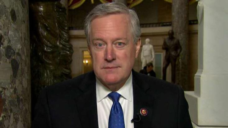 Rep. Mark Meadows on impeachment: Democrats failed to deliver a bipartisan and fair process