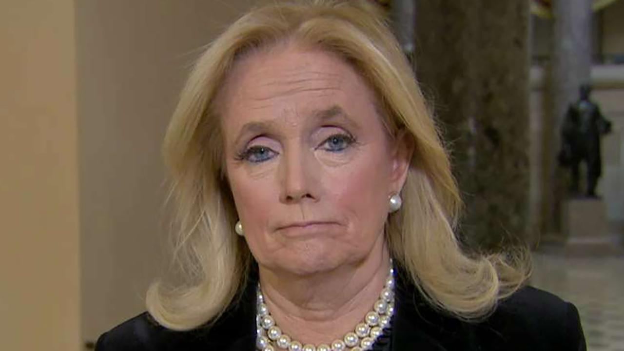 Debbie Dingell: Trump's attack on my husband made me sad, but I'm still going to do my job