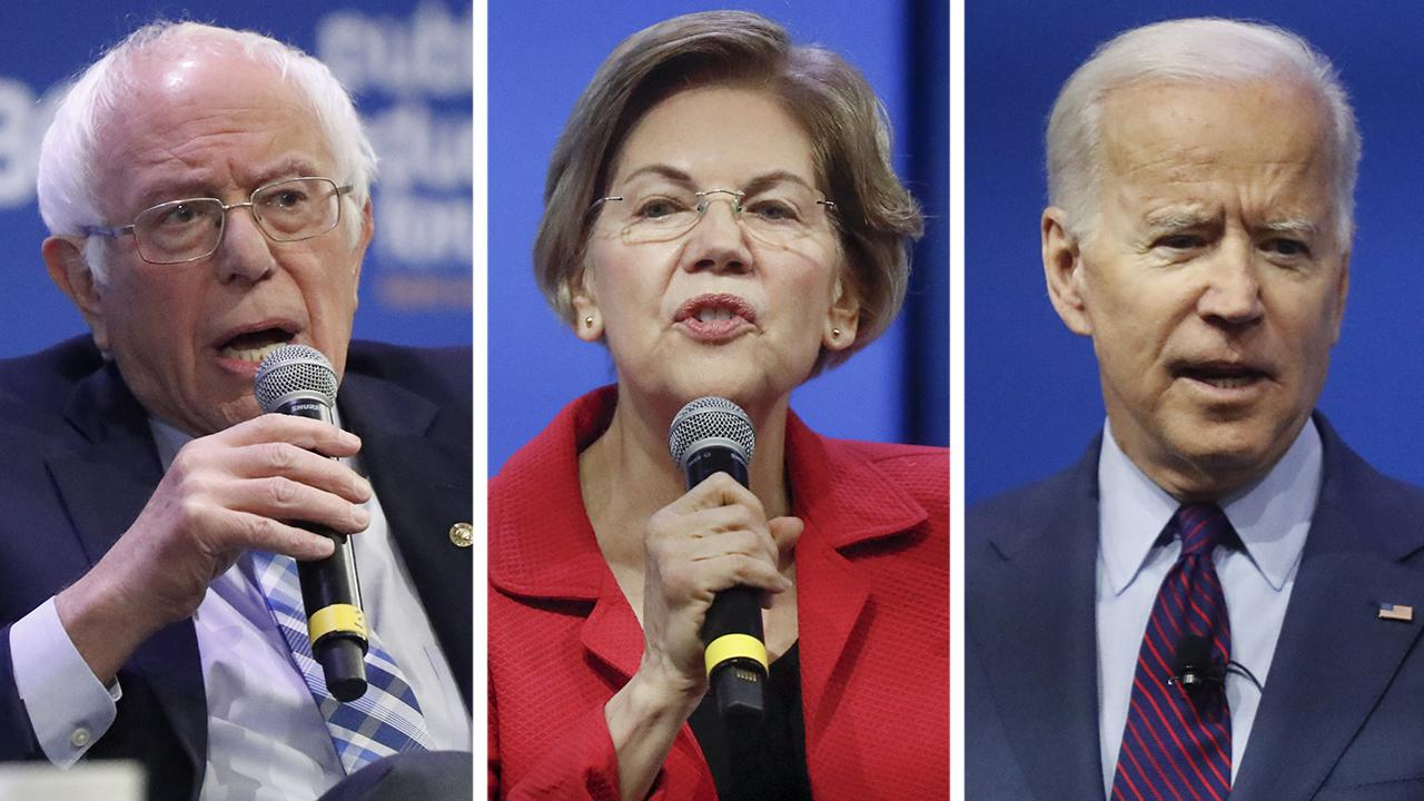 Democratic presidential candidates weigh in on Trump impeachment ahead of debate