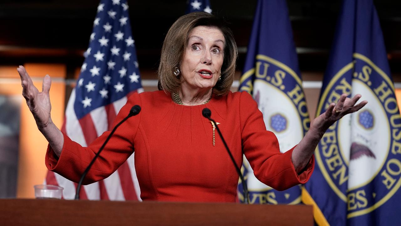 Westlake Legal Group 694940094001_6117646956001_6117652350001-vs Canaparo and Jipping: Trump is impeached – period. Speaker Pelosi, let Senate do its work Thomas Jipping GianCarlo Canaparo fox-news/us/constitution fox-news/politics/trump-impeachment-inquiry fox-news/politics/senate fox-news/politics/elections/house-of-representatives fox-news/person/nancy-pelosi fox-news/opinion fox news fnc/opinion fnc bcba7ac8-70d4-561d-a8ed-9bda79c7ce5a article