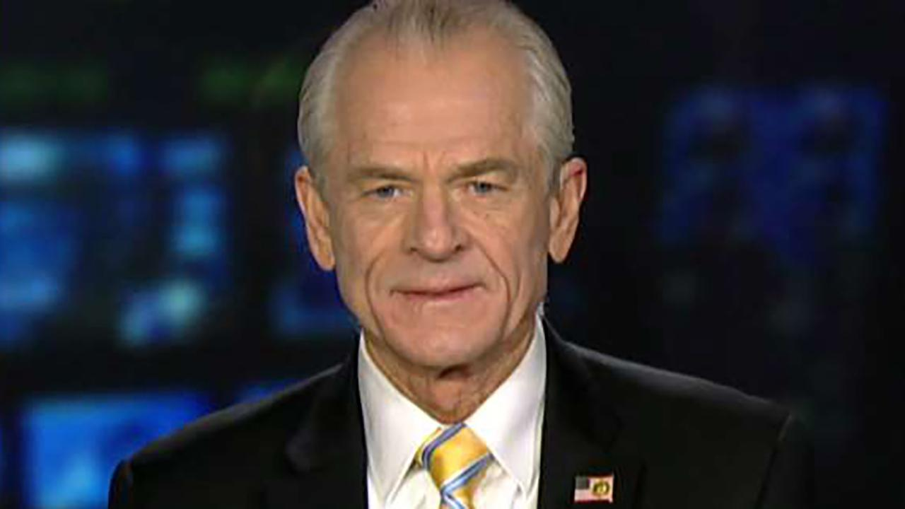 The Trump administration's trade deals combined with provisions within the National Defense Authorization Act will make for a great year for America, says Peter Navarro, White House director of the Office of Trade and Manufacturing Policy.