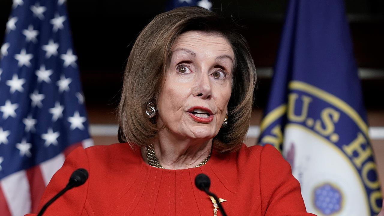 Campaign underway in Washington to be Pelosi's impeachment prosecutors