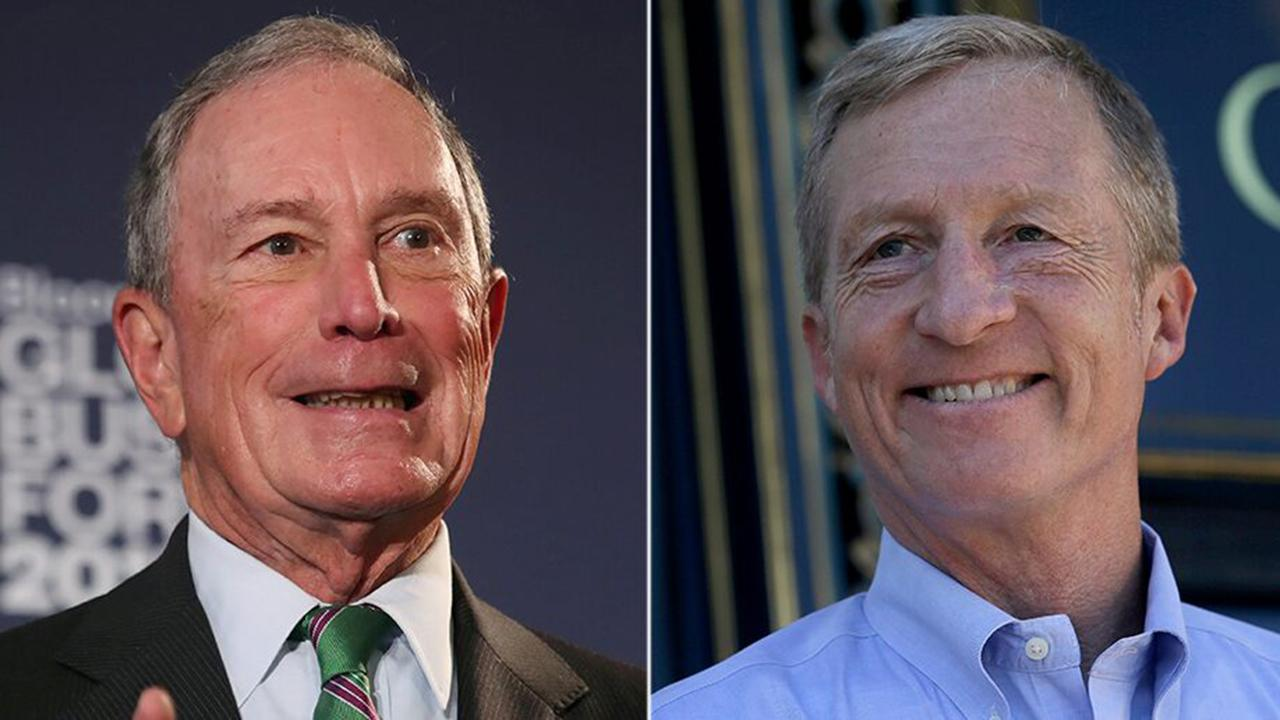 Bloomberg, Steyer spent combined $200M on campaign ads