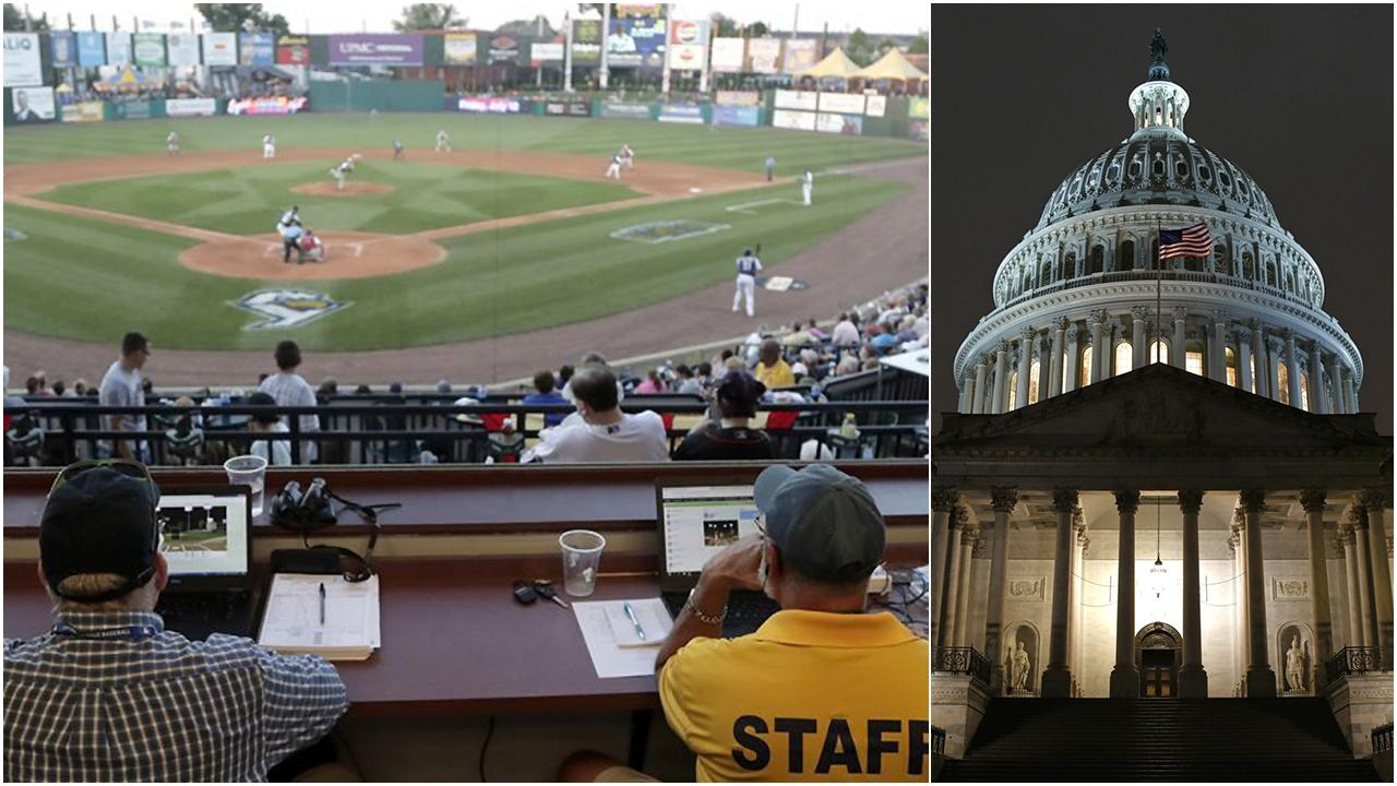 Lawmakers unite to oppose MLB's plan to cut minor league baseball teams