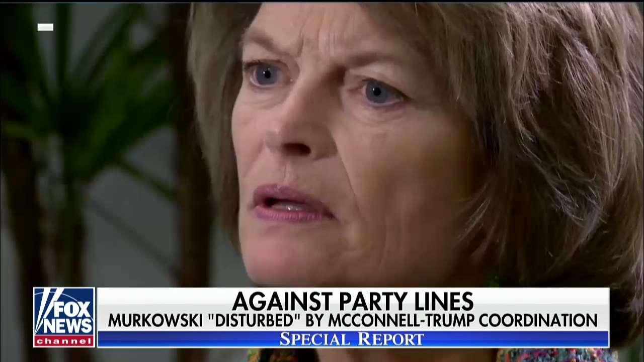 Jason Riley: GOP Sen. Murkowski using 'Democratic talking points' on Trump impeachment trial
