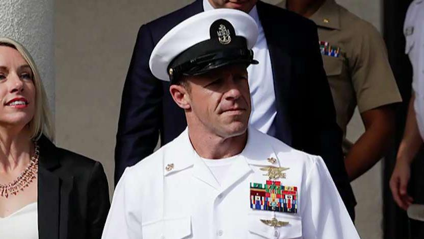 Fellow Navy SEALs call Eddie Gallagher 'evil' in leaked video