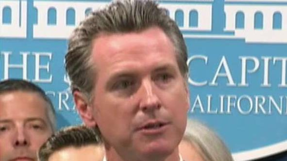 California business owner blasts Gov. Newsom for homeless crisis