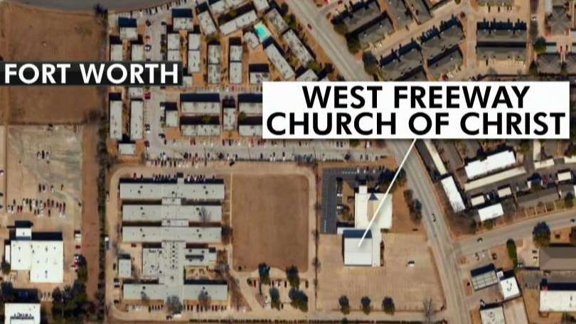 Report: Multiple people shot at Fort Worth Texas church
