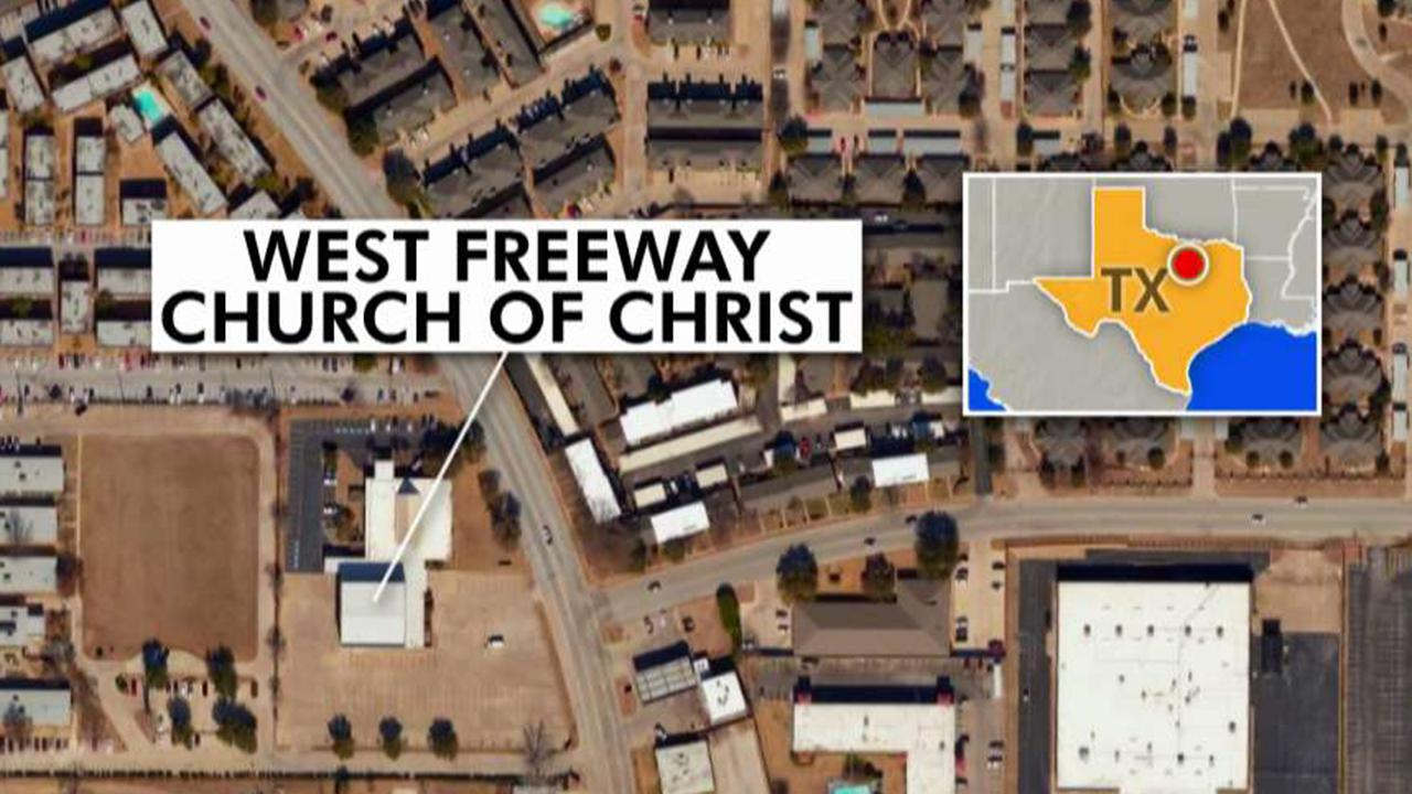Westlake Legal Group 694940094001_6118697911001_6118709080001-vs Texas church shooting is latest of many attacks at US houses of worship in recent years Frank Miles fox-news/world/religion fox-news/us/us-regions/southwest/texas fox-news/us/crime/mass-murder fox-news/us/crime/homicide fox news fnc/us fnc article 3ba3ca04-ccbf-5c4f-9749-7df44aa90a7b