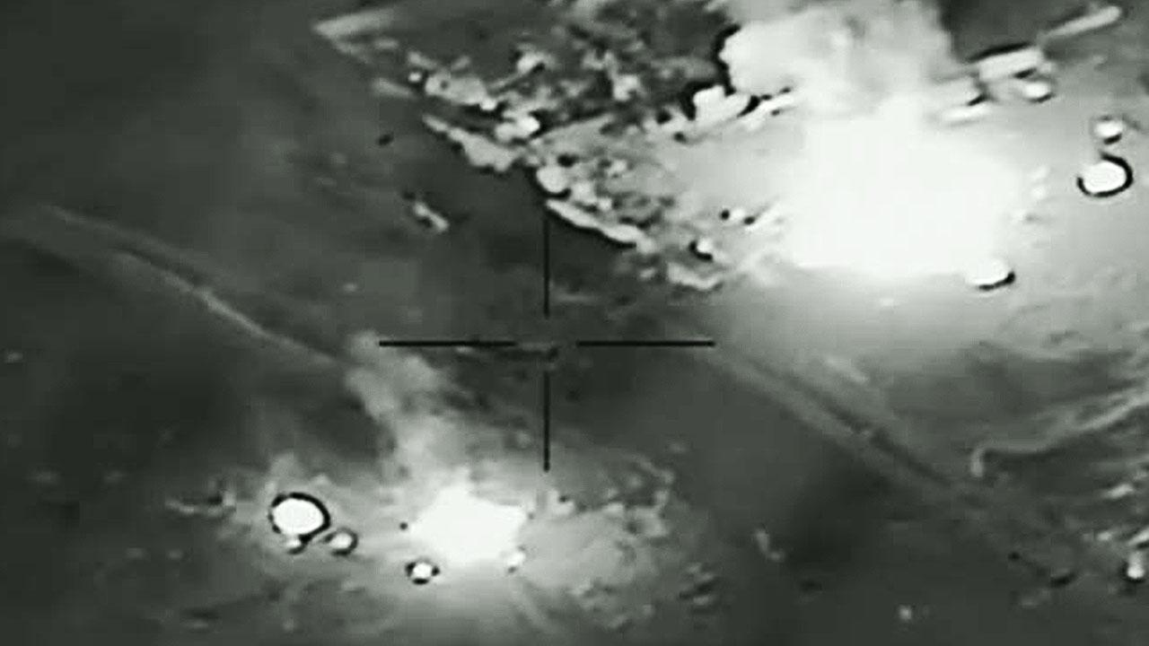 US airstrikes target Iranian-backed militias in Iraq, Syria