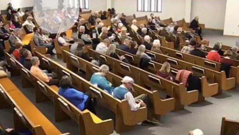 Texas church member who shot gunman says he's 'not a hero'