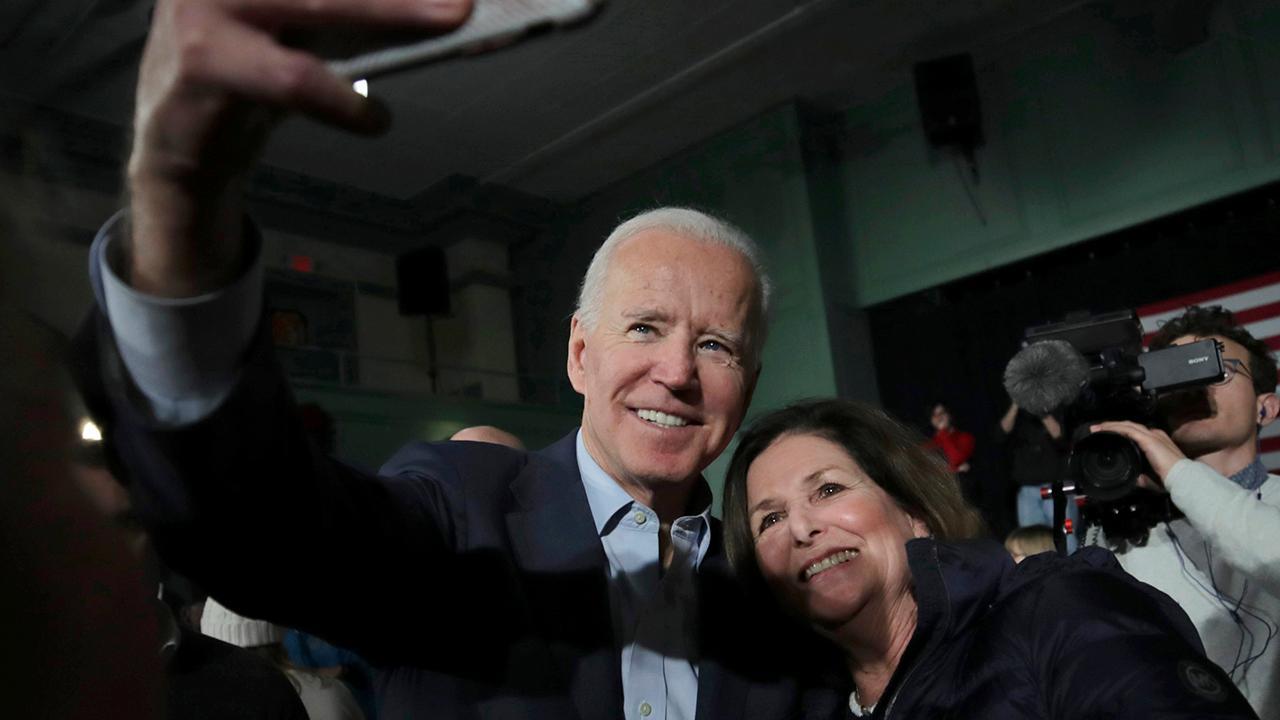 Joe Biden says he would consider a Republican running mate