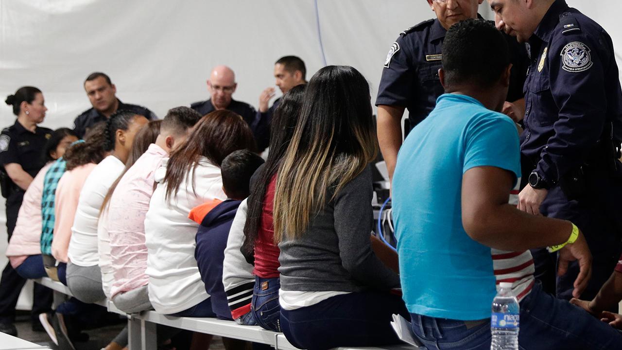 ACLU startet court Herausforderung gegen Trump Verwaltung der Asyl-Abkommen mit Guatemala