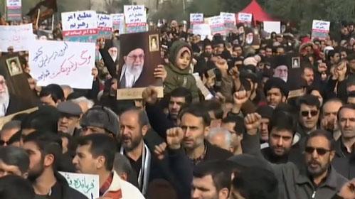 Westlake Legal Group 694940094001_6119520070001_6119520411001-vs Iranian dissidents hail Soleimani's death as 'major, major blow' for regime in Tehran fox-news/world/world-regions/middle-east fox-news/world/conflicts/iran fox-news/world/conflicts fox news fnc/world fnc article Adam Shaw a1406634-34cc-57db-baab-79082e6eba68