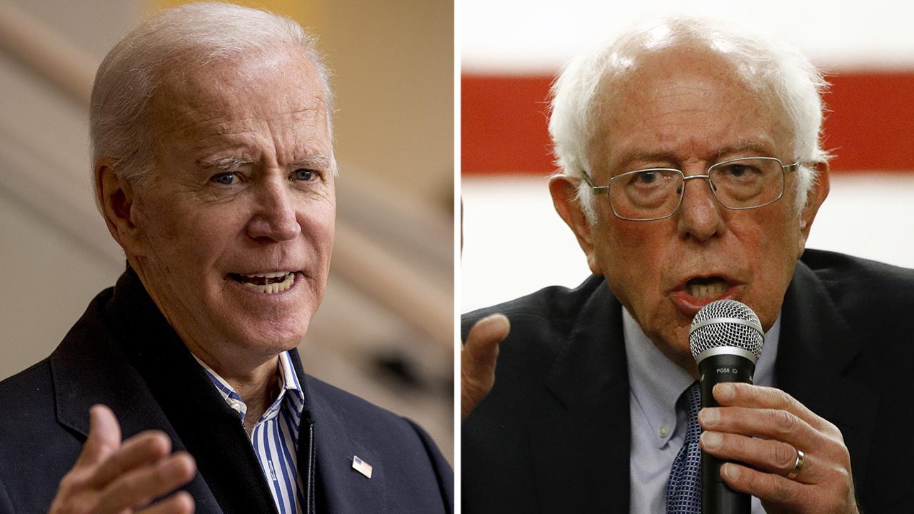 Demokratie 2020-Digest: Neue Schüsse in Biden-Sanders Soziale Sicherheit Fehde
