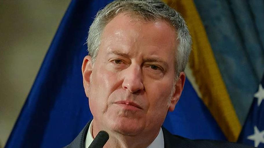 Bill de Blasio admits New York bail reform law has to change