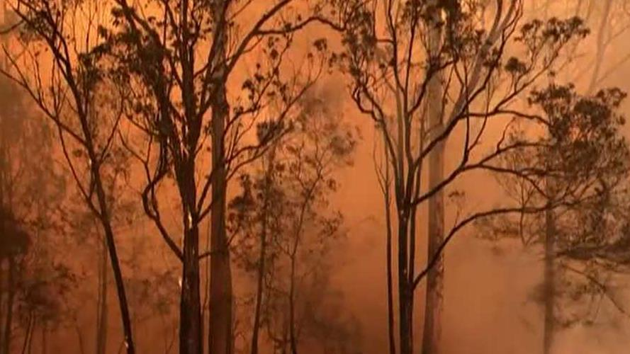State of emergency declared in parts of Australia amid wildfires