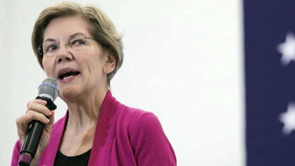 Westlake Legal Group 694940094001_6119872406001_6119872308001-vs Warren promises at least half of her Cabinet will be 'women and nonbinary people' if elected president fox-news/politics/2020-presidential-election fox-news/person/joe-biden fox-news/person/elizabeth-warren fox-news/person/donald-trump fox-news/person/bernie-sanders fox news fnc/politics fnc ca1476d8-180d-527a-8394-7b295df478dd article Andrew O'Reilly