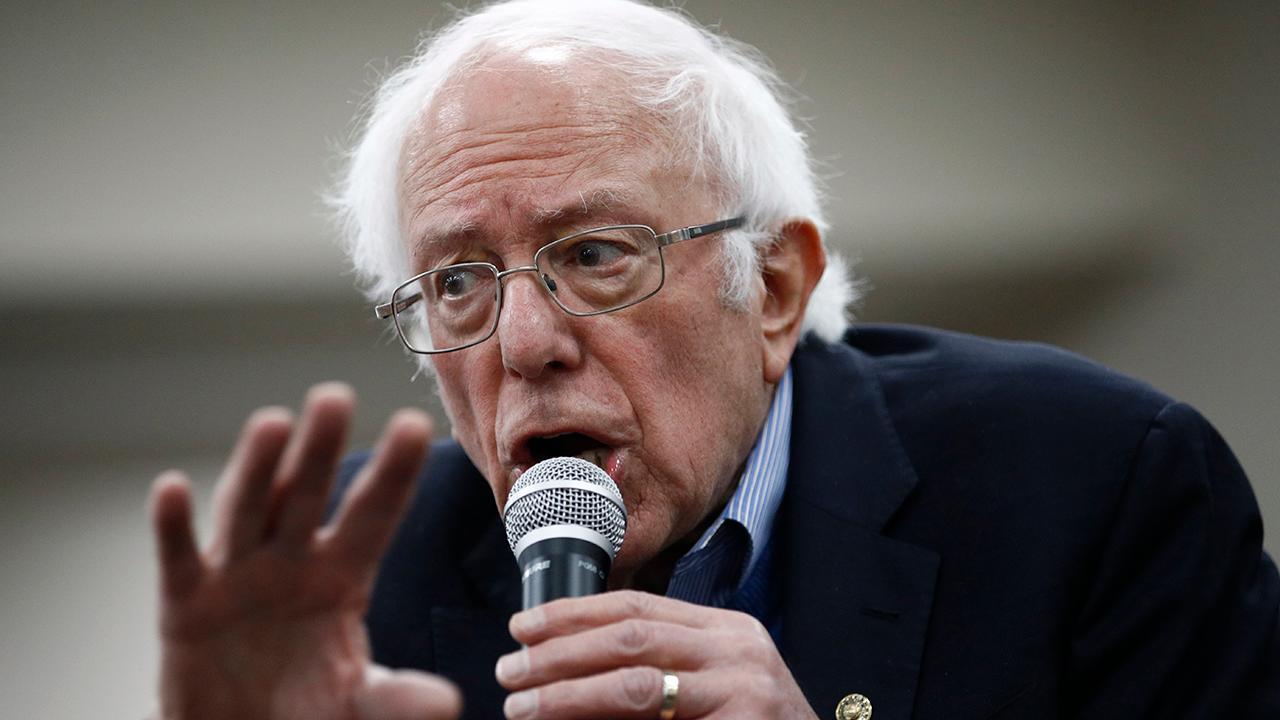 Westlake Legal Group 694940094001_6119992480001_6119998199001-vs Is the press finally ready to take Bernie Sanders seriously? Howard Kurtz fox-news/politics fox-news/columns/media-buzz fox news fnc/media fnc article 67c806b4-d975-5df9-b431-5c665e29153f
